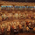 本屋は大好きなんですが、紙がもったい無いと思ってしまうんです。