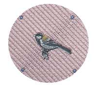 日本野鳥の会 ネクタイ